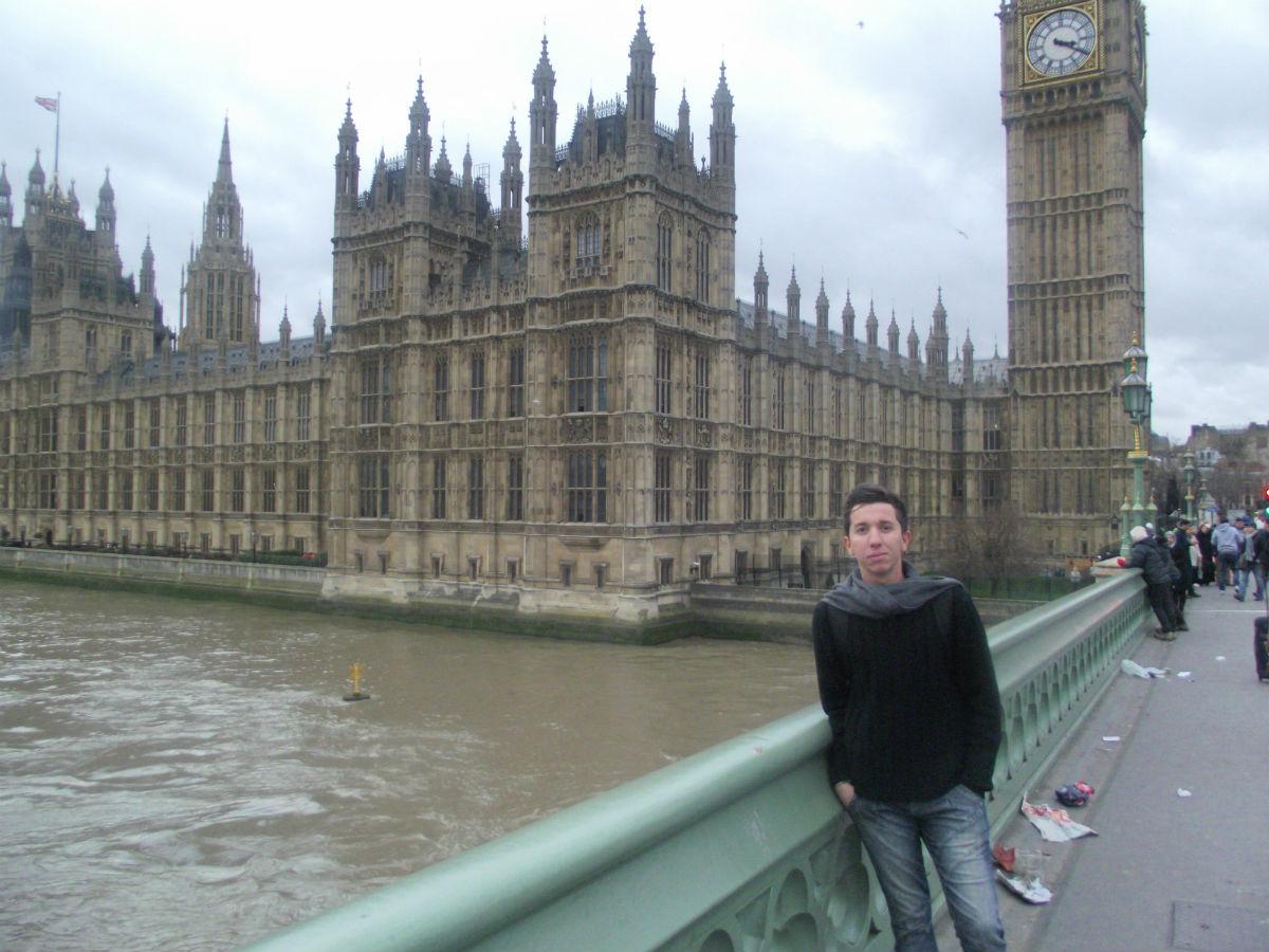 Intercâmbio em Londres: 30 dias estudando inglês