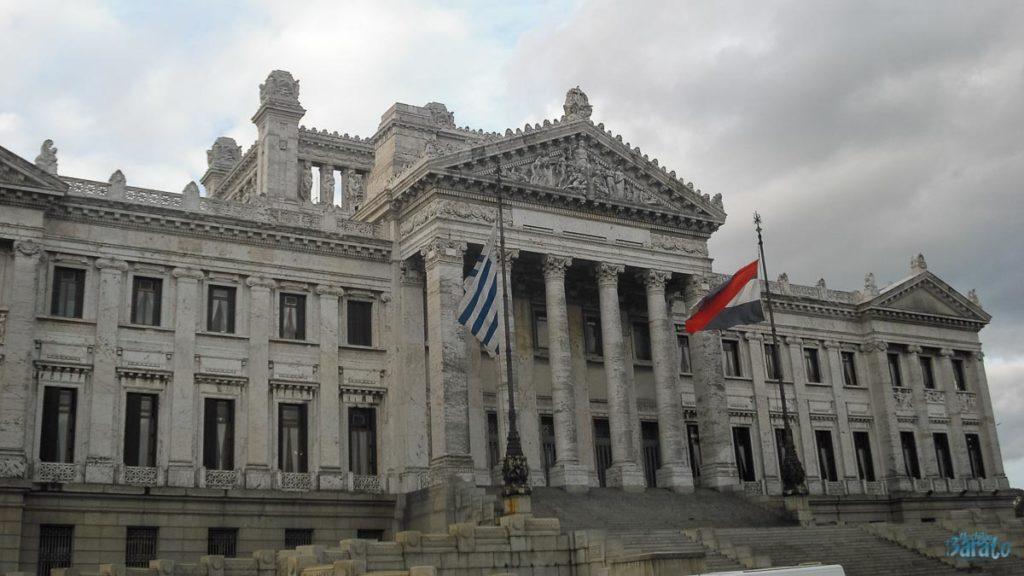 Palácio Legislativo Uruguai