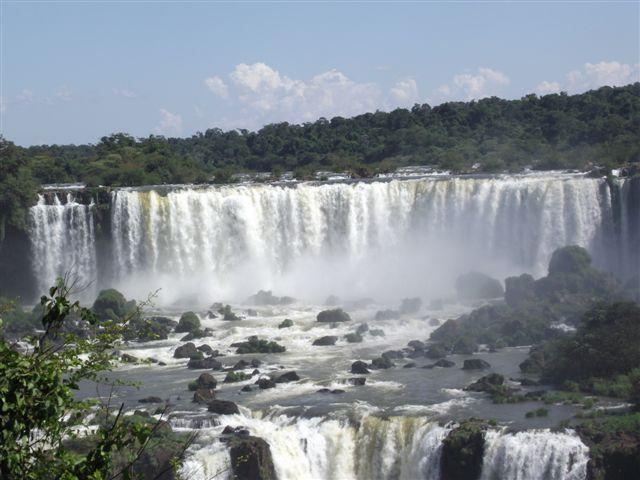 Cataratas do Iguaçu.