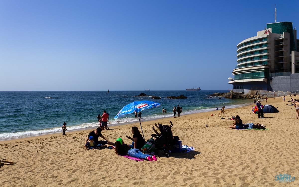 Praia Caleta Abarca