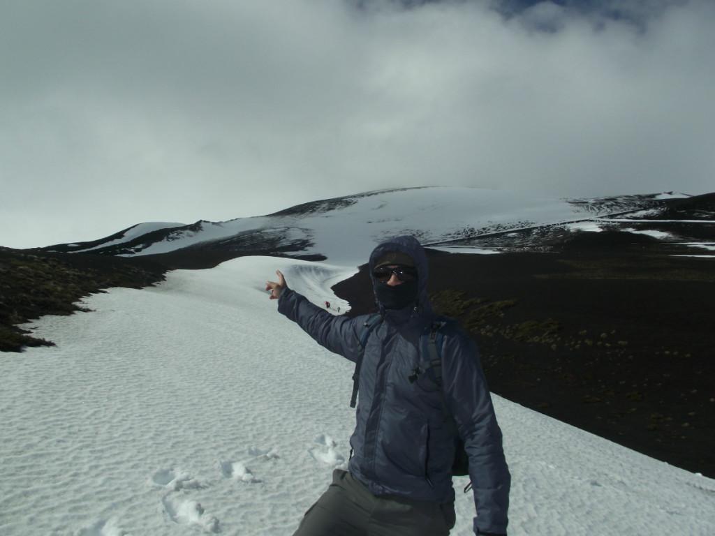 Vulcão Osorno em Puerto Varas