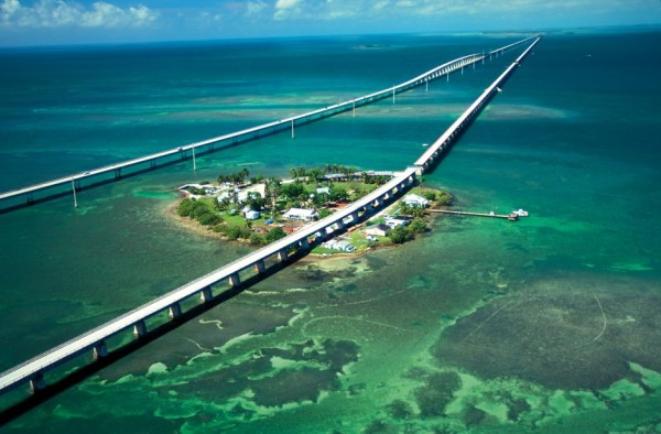 Estrada Keys Flórida