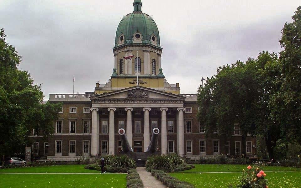 IMPERIAL WAR MUSEUM em Londres