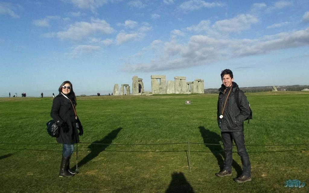Como ir ao Stonehenge