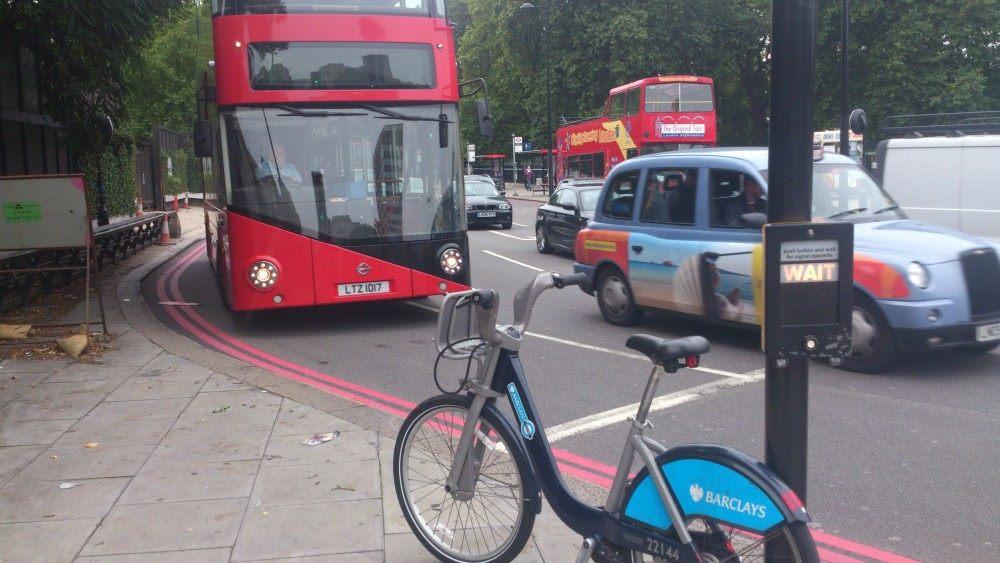 Alugar Bicicleta em Londres.