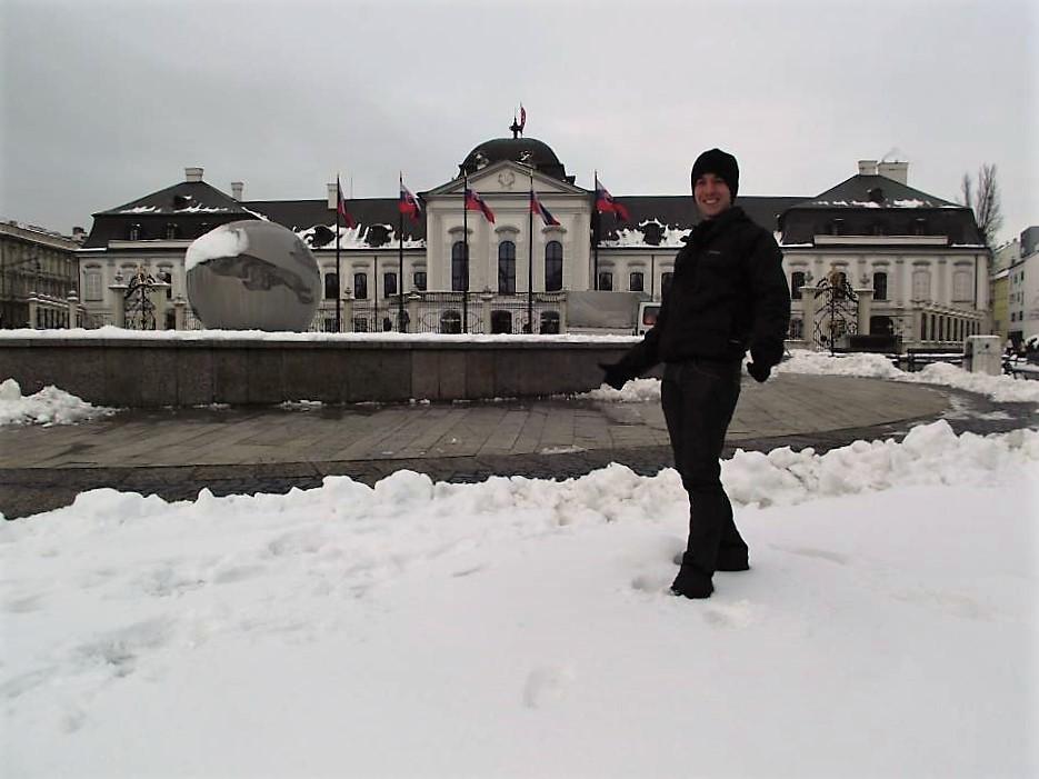 Neve na Bratislava