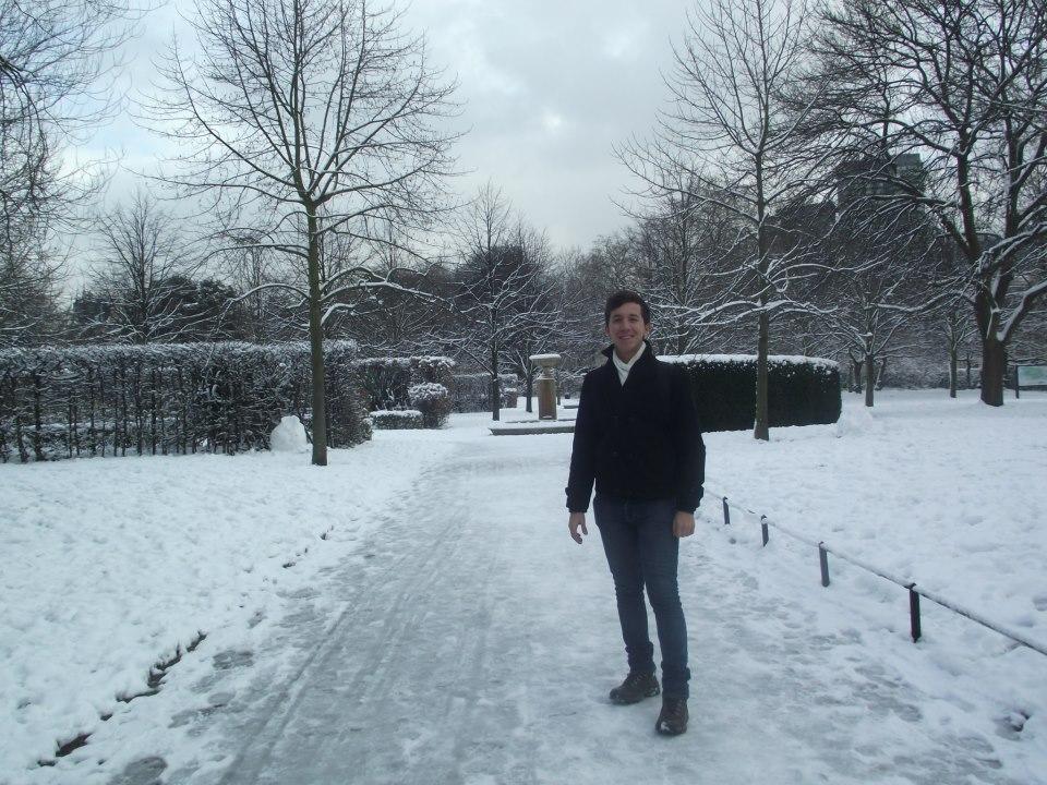 londres inverno