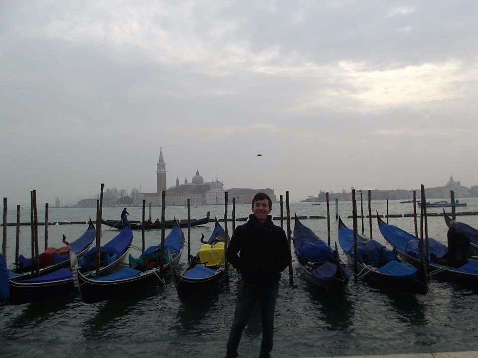 Veneza inverno europeu