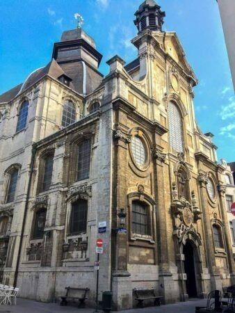 Notre Dame De Bon Secours de Bruxelas