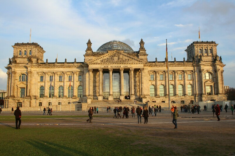 Parlamento Alemanha