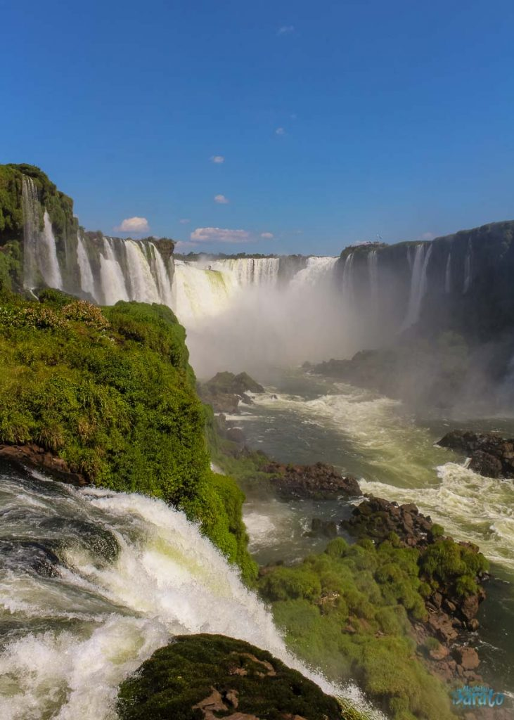 Lado brasileiro