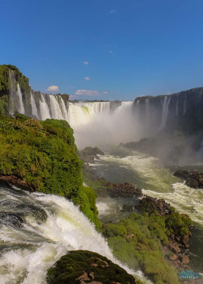 Cataratas do Iguaçu lado brasileiro