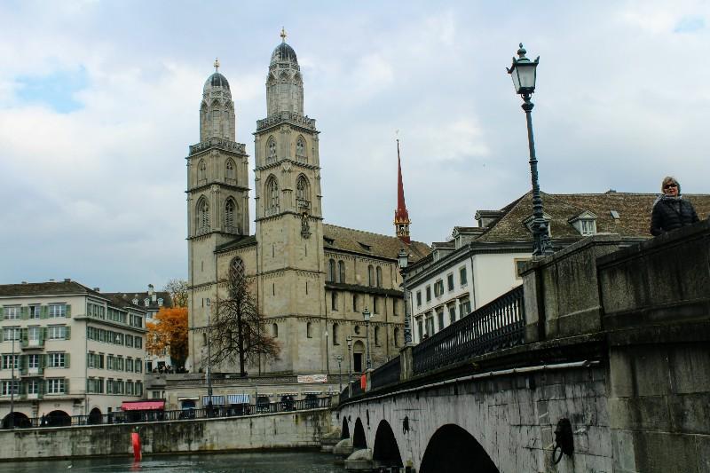 Catedral de Zurique
