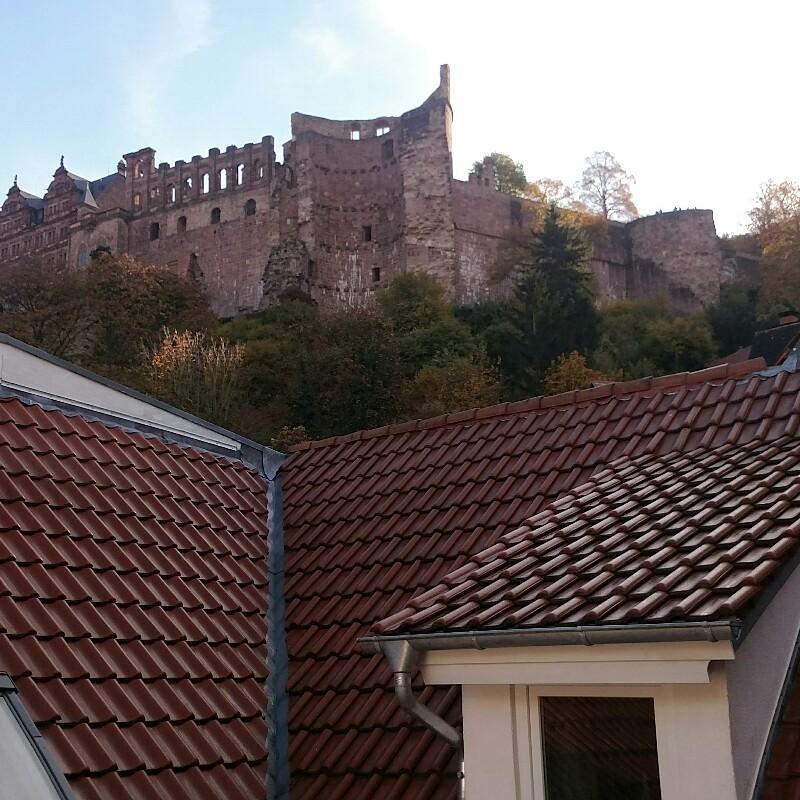 Hospedagem barata em Heidelberg