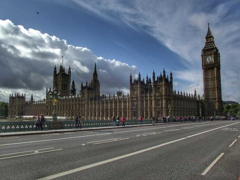 Palácio de Westminster Londres