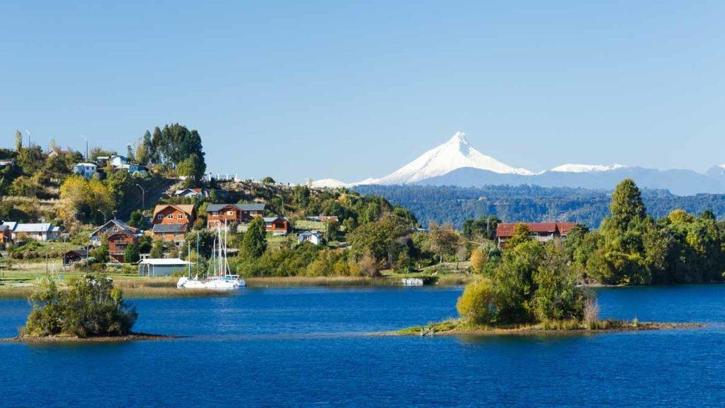 Puerto Varas no Chile