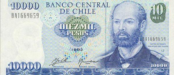 que moeda levar para o Chile