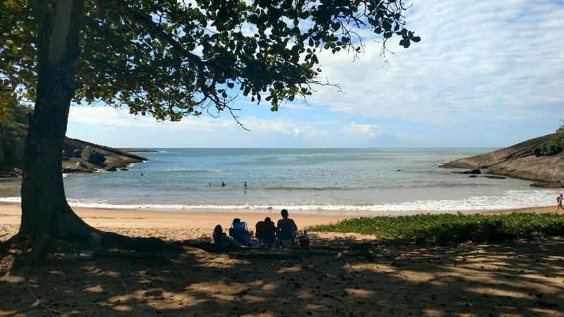 Praias de Guarapari.