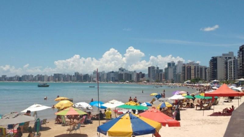 Praia do Morro Guarapari
