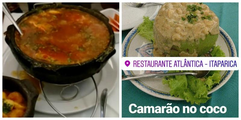 Restaurante Atlântica Vila Velha