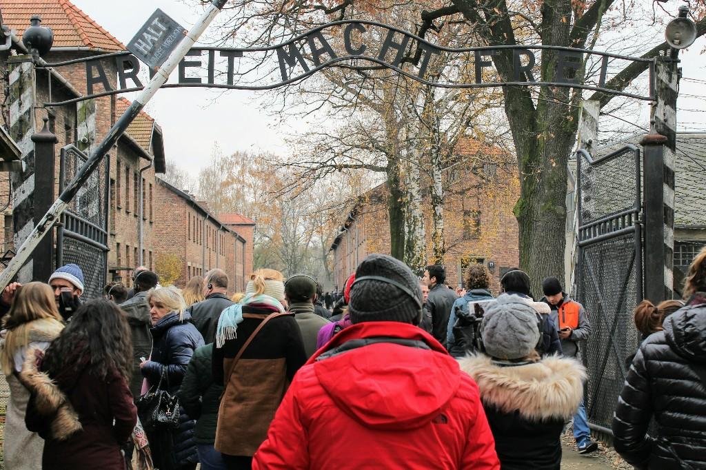 Campo de concentração Auschwitz