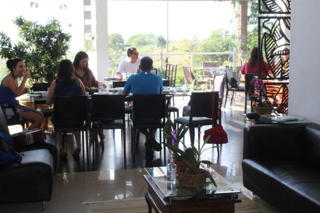 Orquídea Café Guarapari