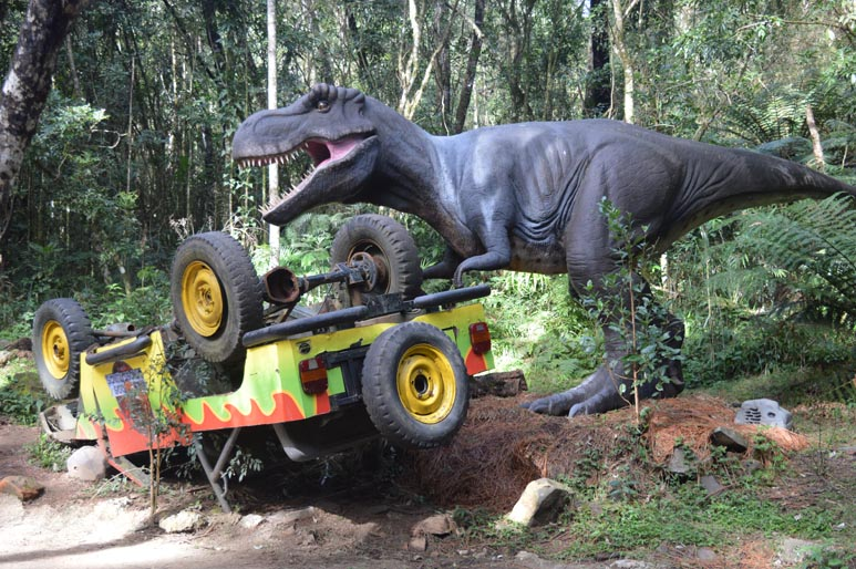 Vale dos dinoussauros Canela