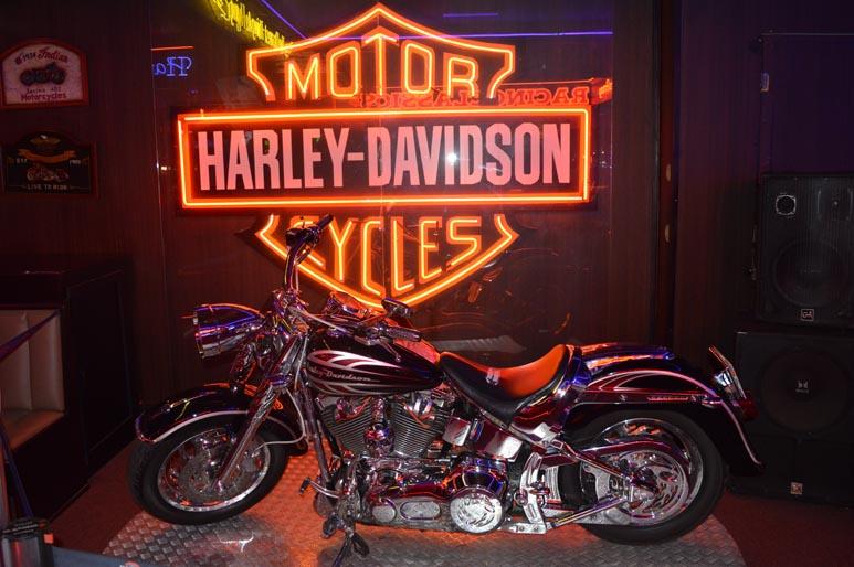 Motor Harley Show