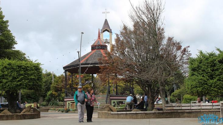 Praça de Castro