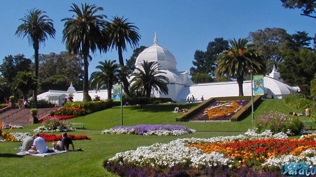 Golden Park - San Francisco