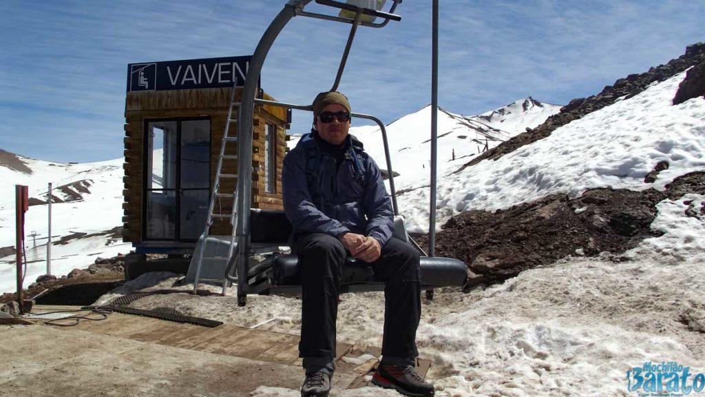 Vale Nevado, Santiago