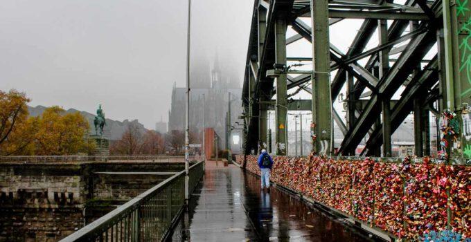 Ponte cadeados Colônia