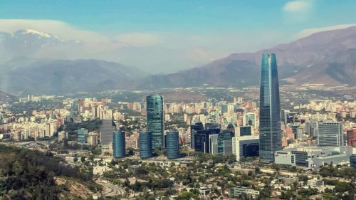 Como ir do Aeroporto ao centro de Santiago