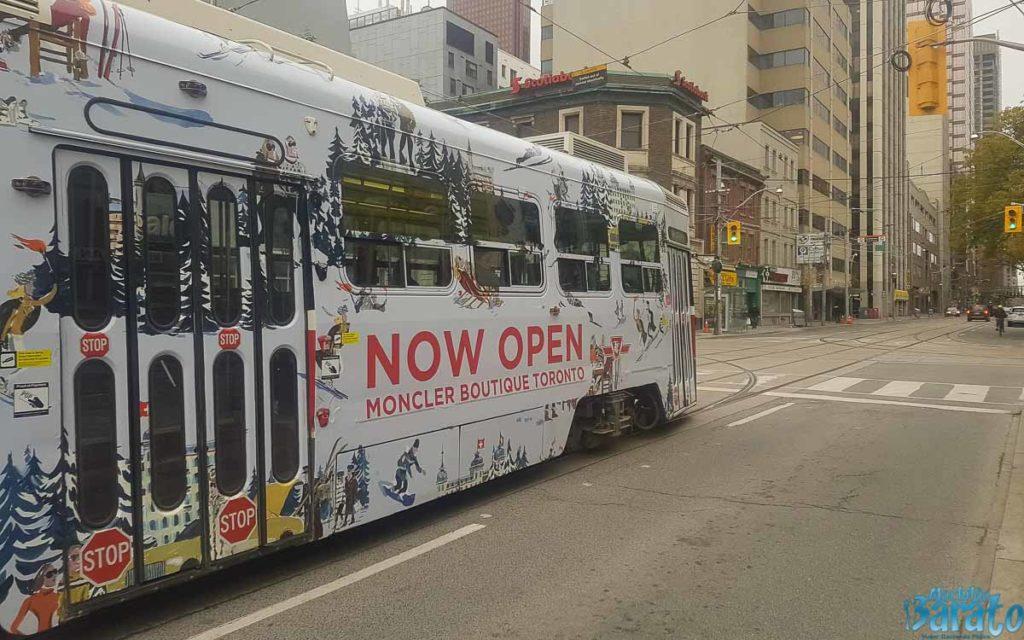 transporte público em Toronto