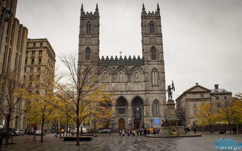Catedral de Notre Dame Canadá