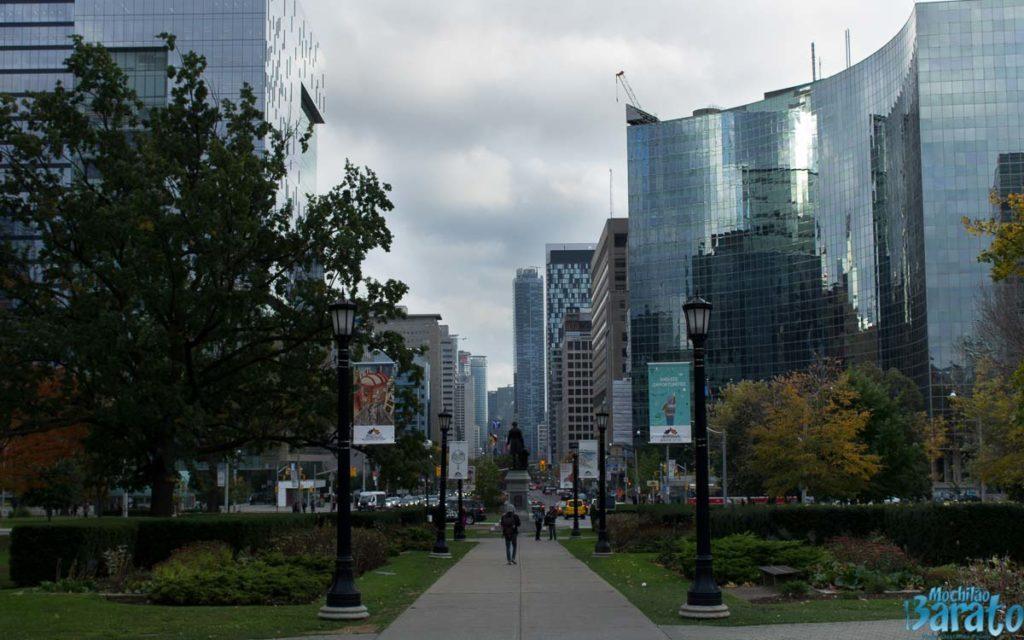 Centro de Toronto.