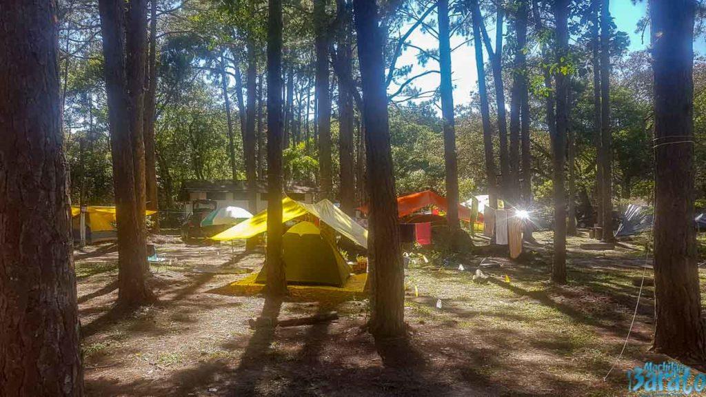 Camping em Florianópolis