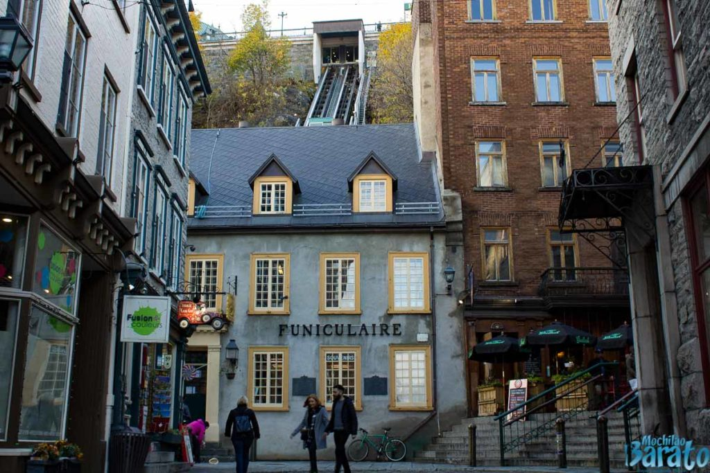 Vieux Quebec.