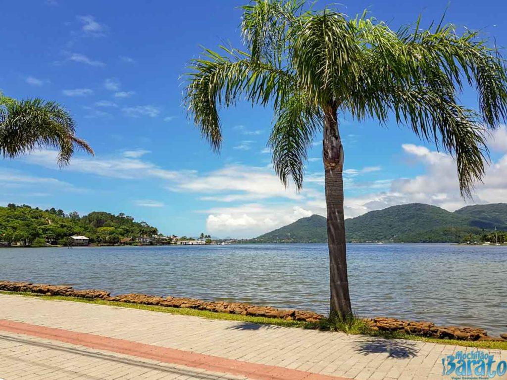 Praias leste de Florianópolis
