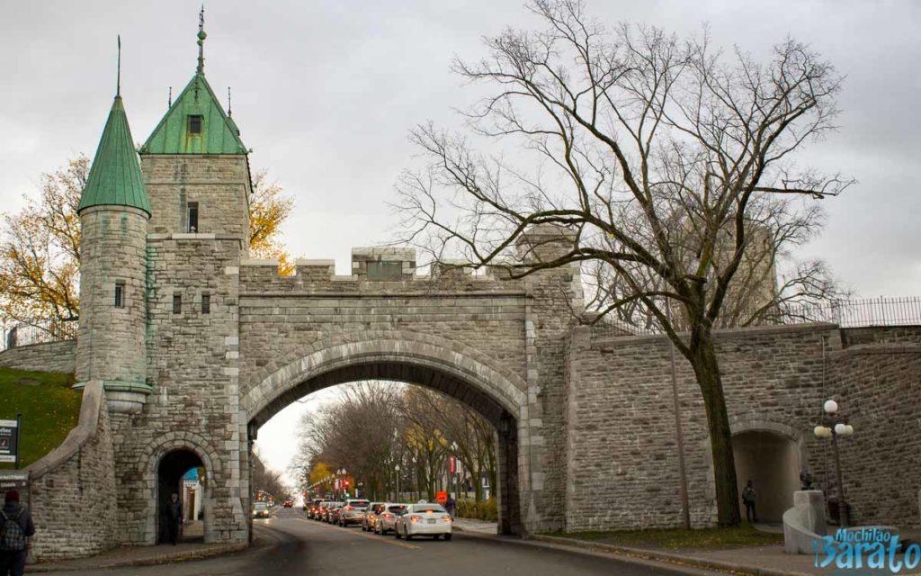 Fortificação de Quebec