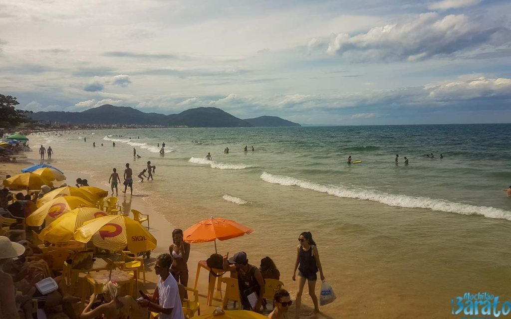 Praias norte Florianópolis