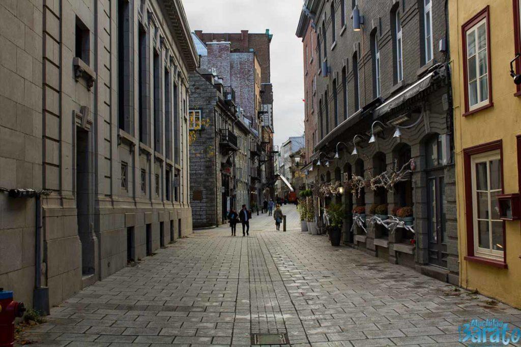 Old Quebec.