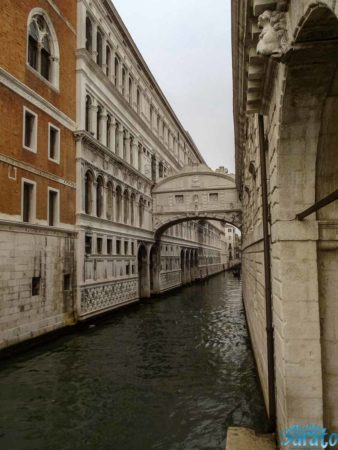 Ponte dos Suspiros, Veneza