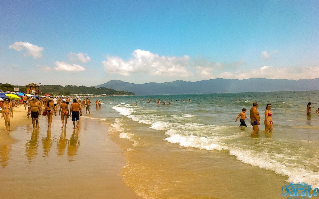 Praias norte de Florianópolis