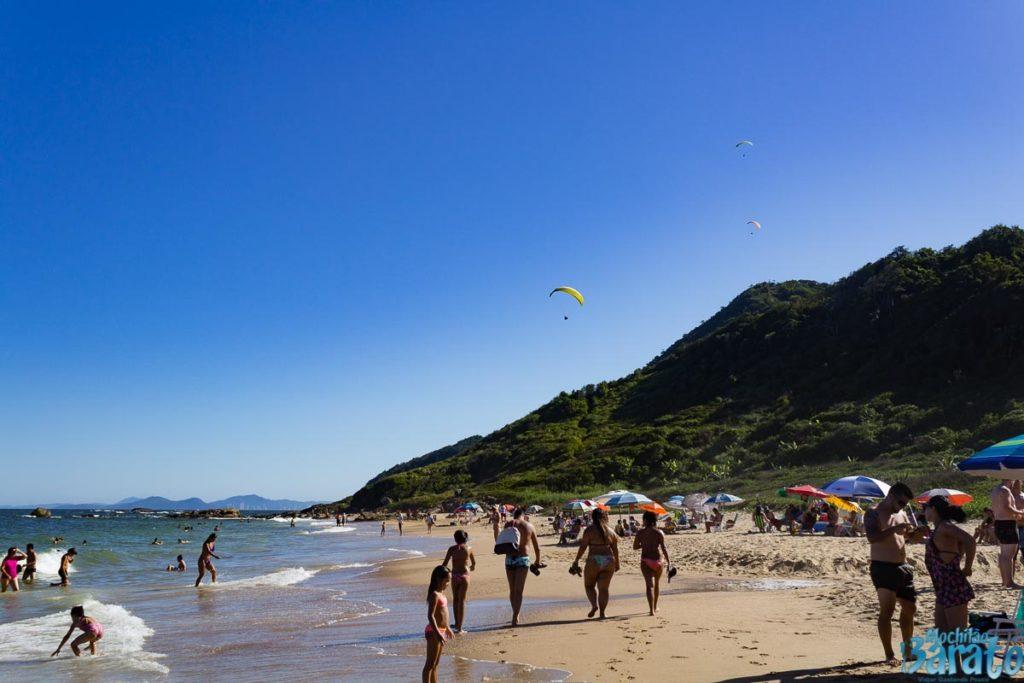 Praia Beto Carrero.
