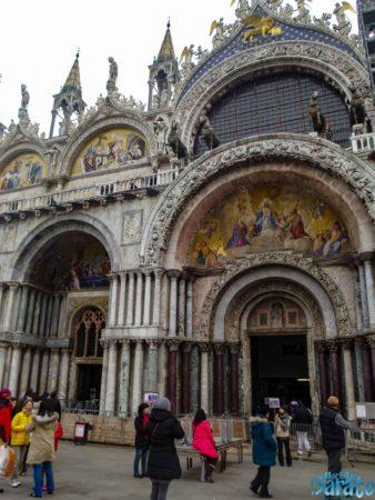 Basílica de São Marcos, Veneza