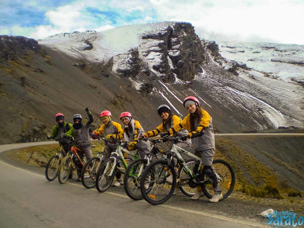 Downhill La Paz x Coroico