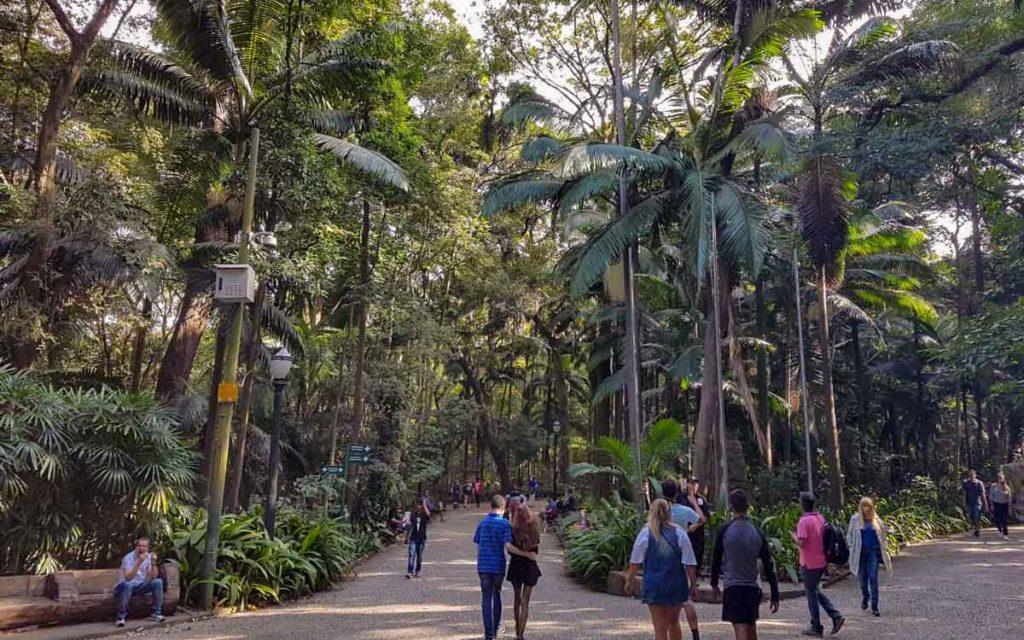 Parque Trianon, São Paulo