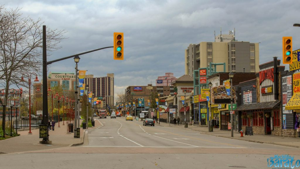 Cidade Niagara Falls