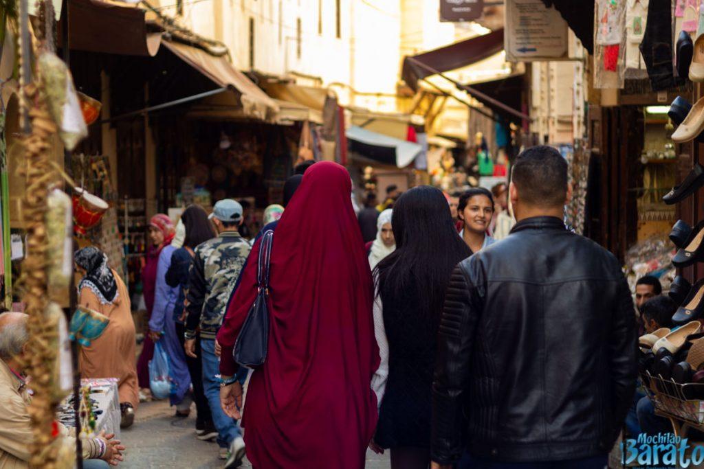 Medina de Fez no Marrocos